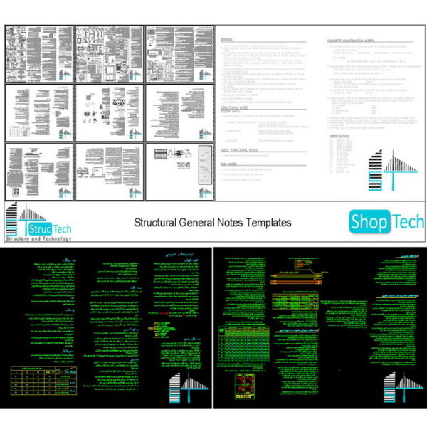 01-product951000-general-notes-dwg-template