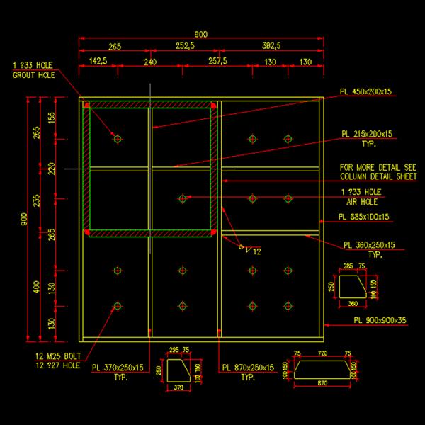 01-2 Product951200 #042 - BP Drawing Sheets