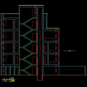 03 Product960200 #046 - Residential Building Drawings 483m