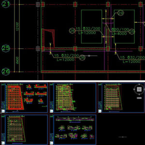 Product960500 #049 - DWG - Mega Mall Foundation Drawings 001