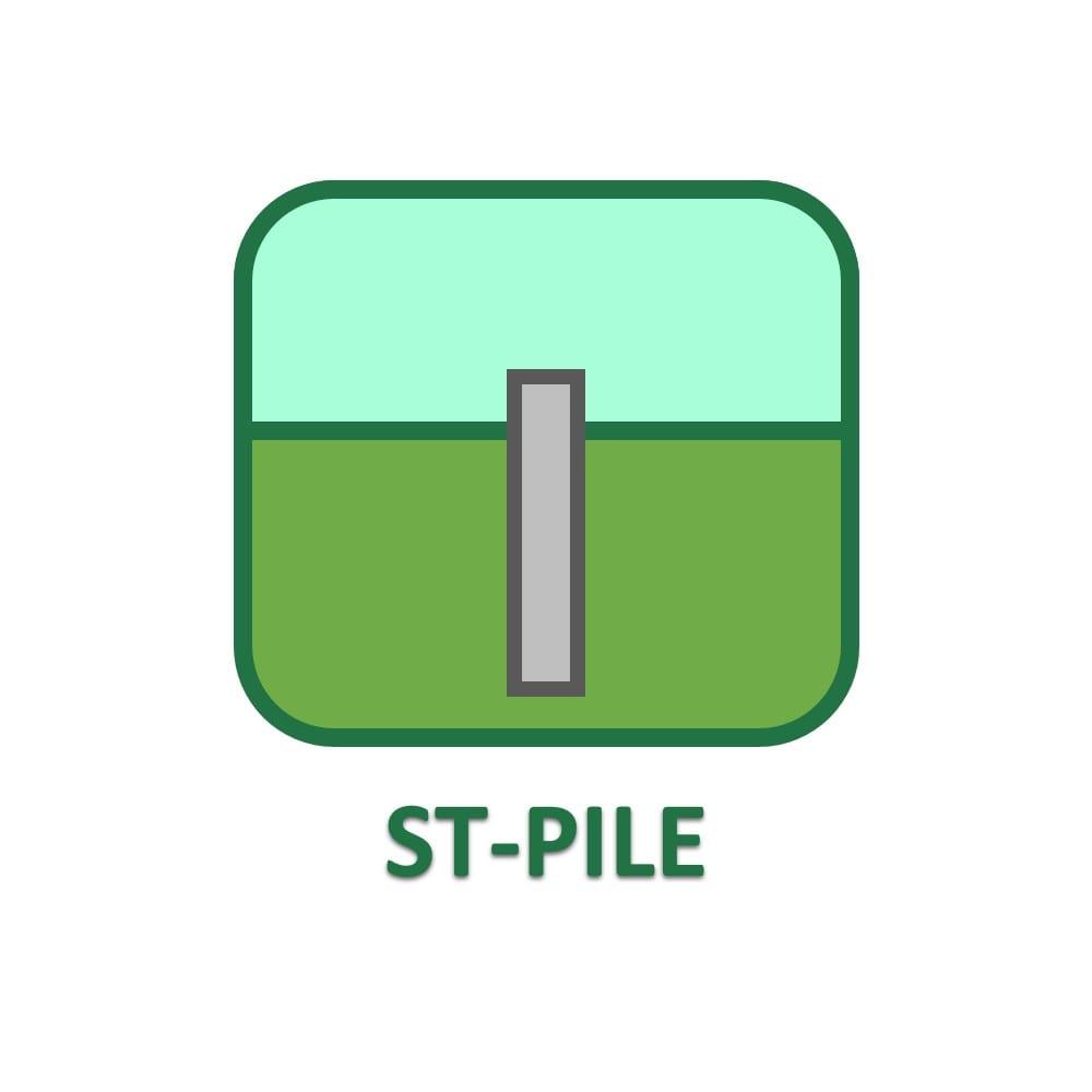 نرم افزار طراحی شمع ST-PILE